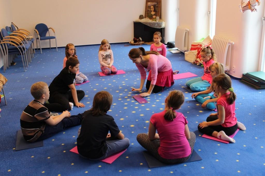 Prázdninový pobyt pro děti Oáza Srdce
