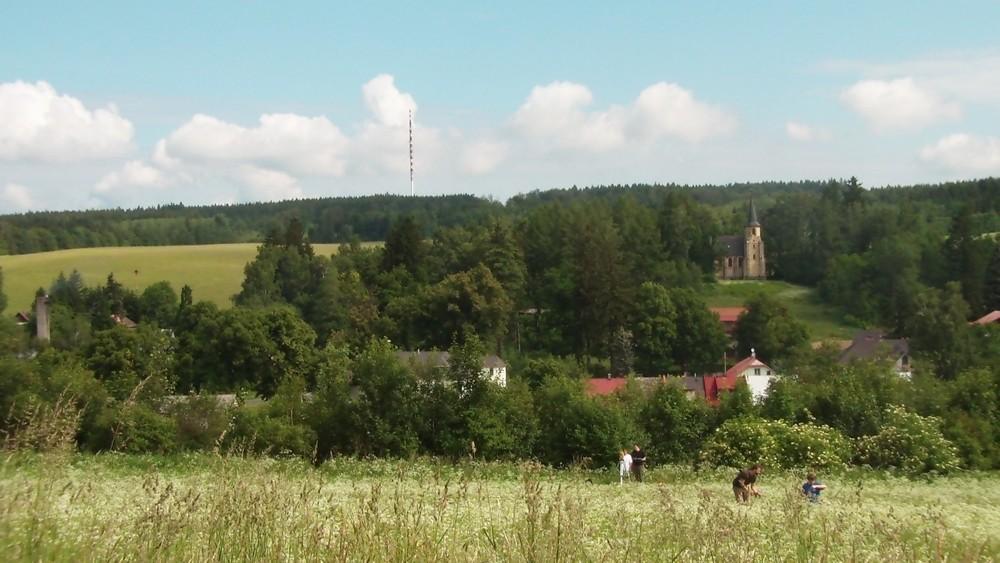 kaple Panny Marie Oáza Srdce